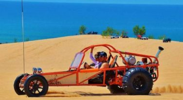 Today's Cool Car Find is this 2-Seater Sand Rail