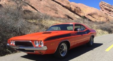 Today's Cool Car Find is this 1972 Dodge Challenger