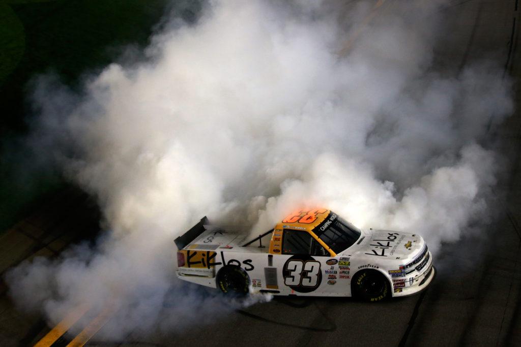 Kaz Krala Escapes with NextEra 250 Daytona Victory