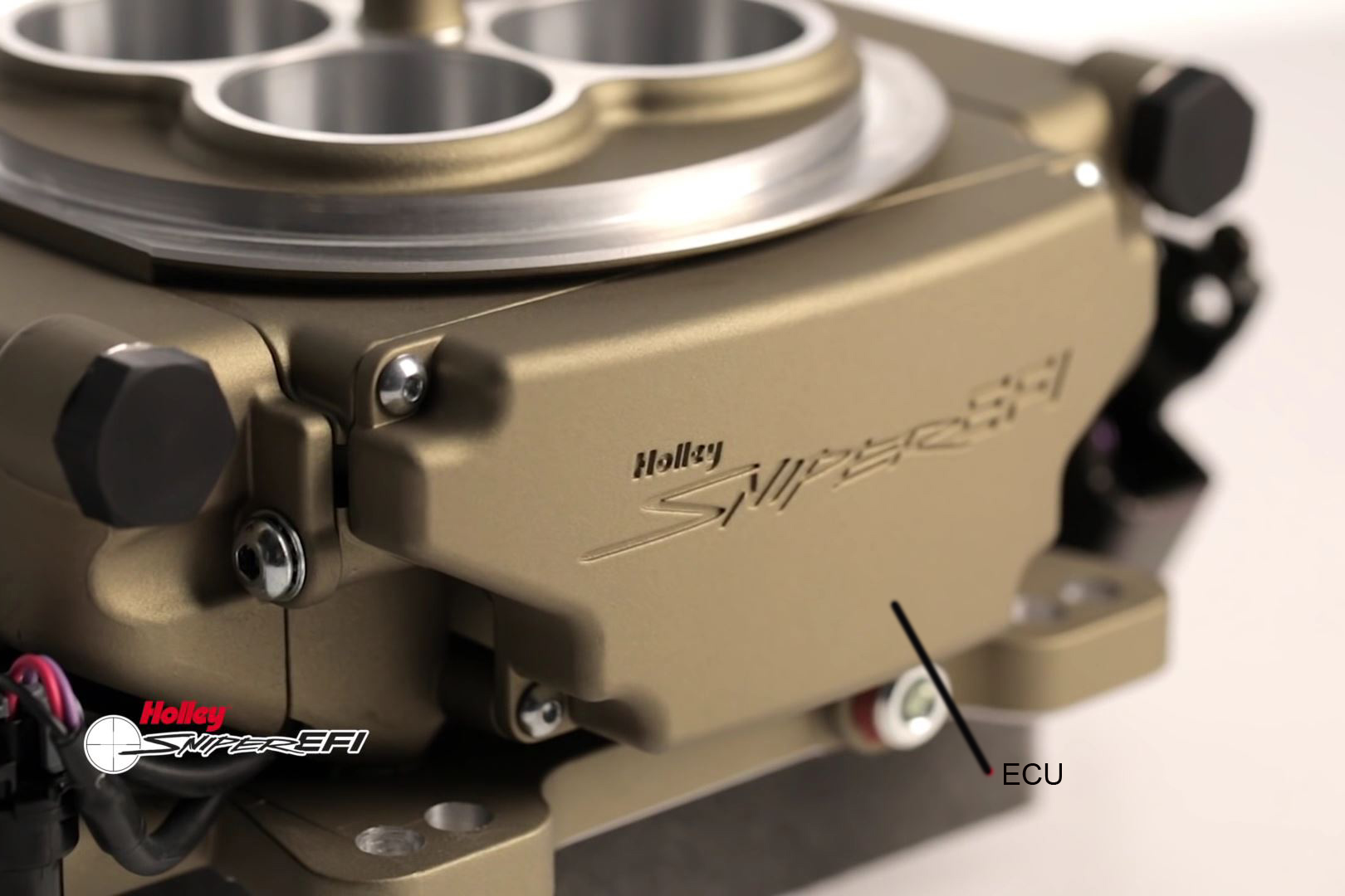 Installing the Holley Sniper EFI Kit – RacingJunk News
