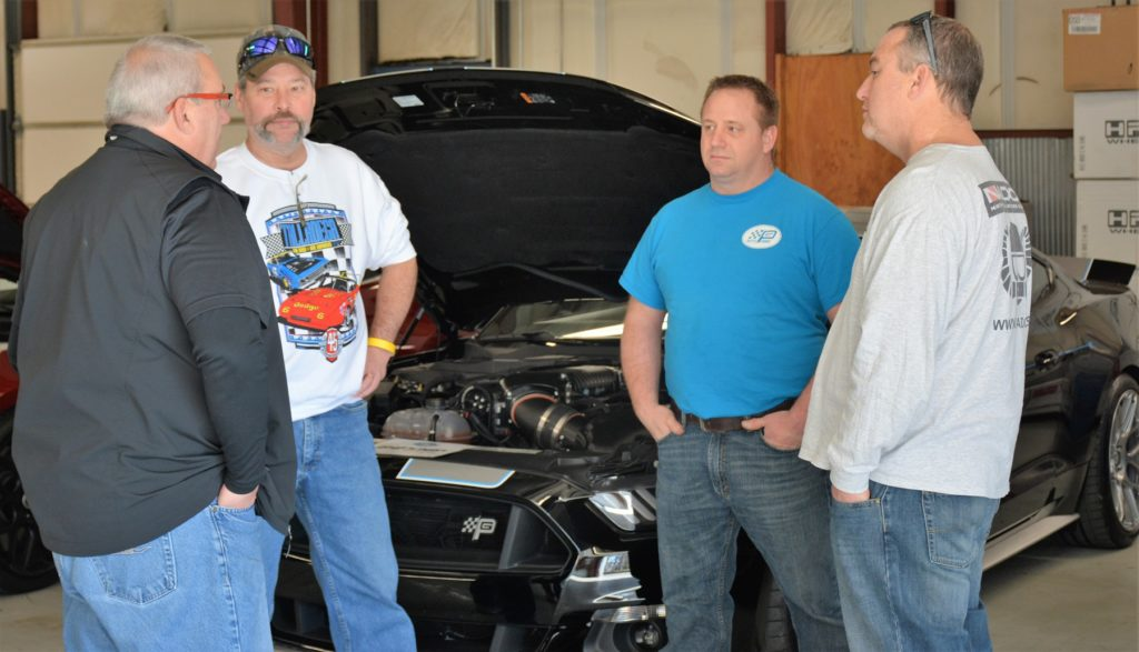 Petty's Garage Event Provides Tips to Hot Rodders