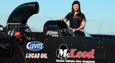 McLeod Racing's Krista Baldwin Hits the Sophomore Season