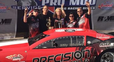 Billy Glidden in Stable Condition After Crash