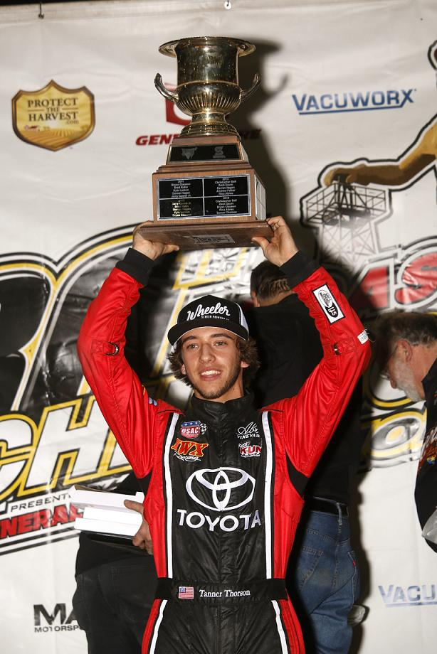 National Midget Driver of the Year