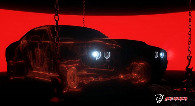 Dodge Demon Video #5 Released