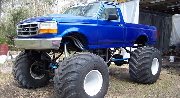So You Want to Build A Monster Truck