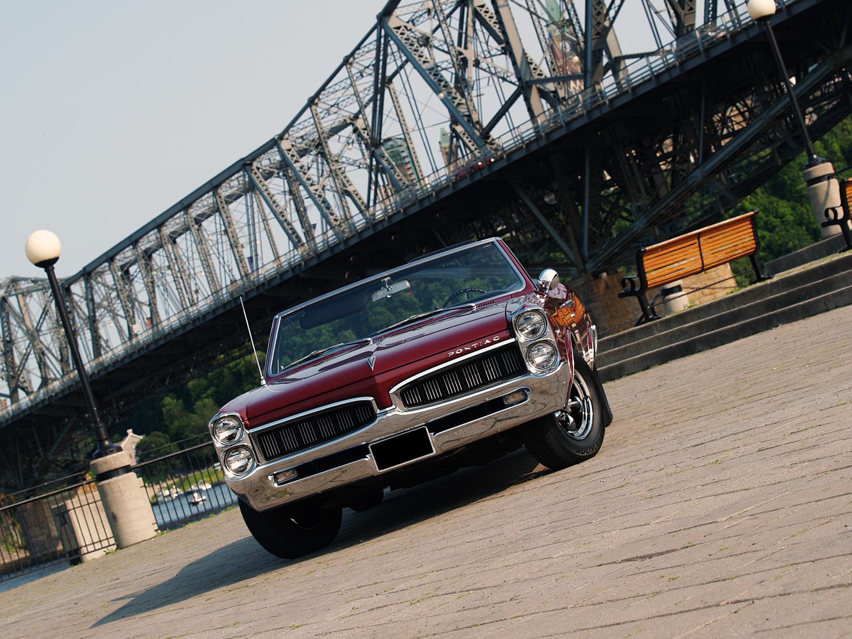 Muscle Car Madness: 1967 Pontiac Tempest