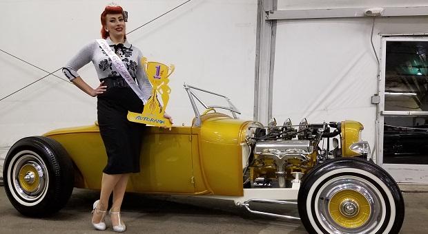 Pinup of the Week: Dorothy Von Fink