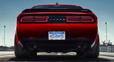 Dodge Announces Demon Will Come Equipped With Trans Brake
