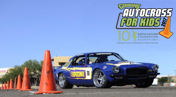 Goodguys and Austin Hatcher Foundation Join Forces for Third Year to Fight Pediatric Cancer