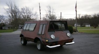 """Today's Cool Car Find is this '66 Volkswagen """"Boonie Bug"""""""
