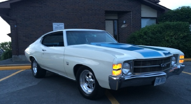 Today's Cool Car Find is this '71 Chevy Chevelle