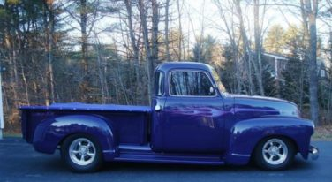 Today's Cool Car Find is this 1948 Chevy Pickup