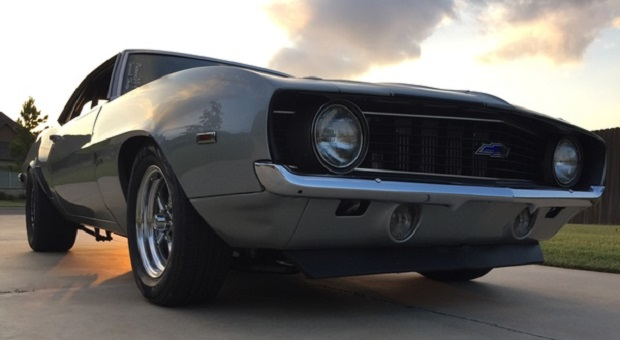 Today's Cool Car Find is this 1969 Chevrolet Camaro