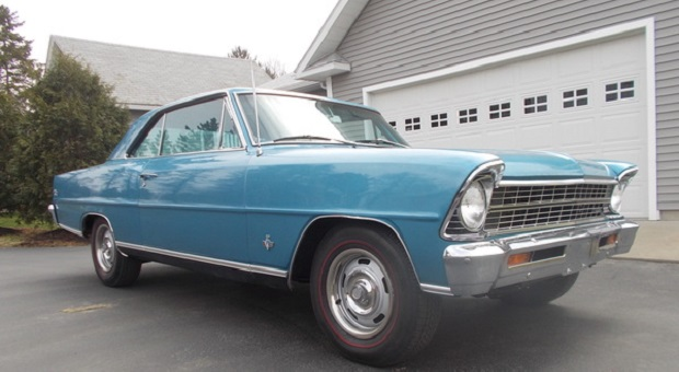 Today's Cool Car Find is this 1967 Chevy II