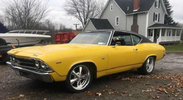 Today's Cool Car Find is this 1969 Chevrolet Chevelle