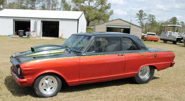 Today's Cool Car Find is this 1965 Chevy II