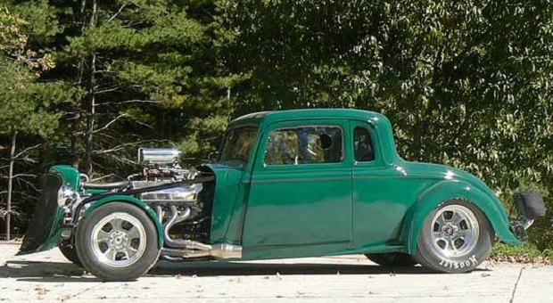 Today's Cool Car Find is this 1933 Plymouth Coupe