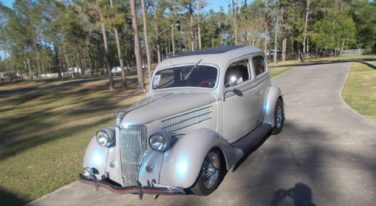 Today's Cool Car Find is this 1936 Ford Sedan