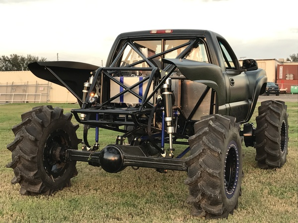 Today S Cool Car Find Is This 2017 Mega Truck Racingjunk News