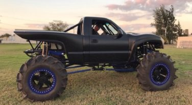 Today's Cool Car Find is this 2017 Mega Truck