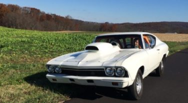 Today's Cool Car Find is this 1968 Chevrolet Chevelle