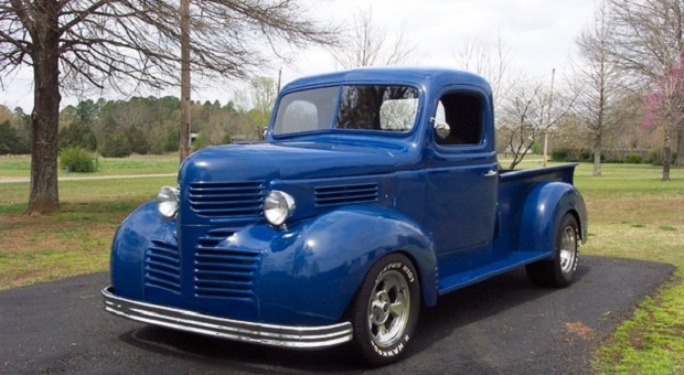 Today's Cool Car Find is this 1945 Dodge WD15