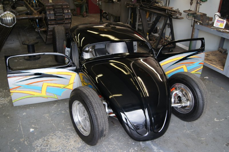 A GSXR-Powered VW Rat Rod