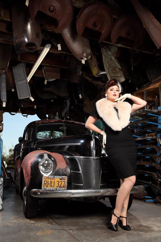 Pinup of the Week: Kerosene Kelly