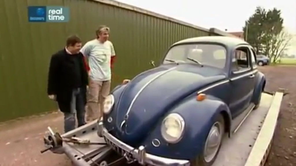 Edd China Leaves Wheeler Dealers
