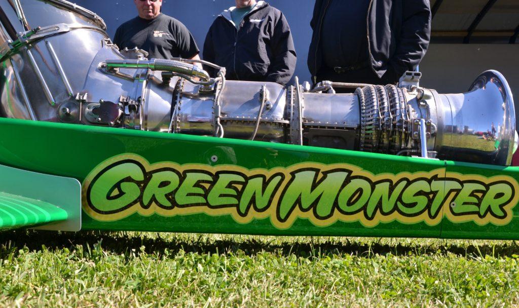 Recreating the Green Monster