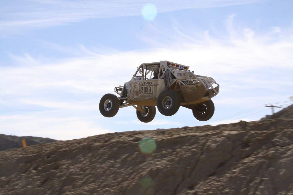 The Off Road Universe: Suspension