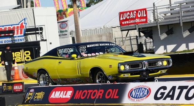 Live from the Gatornationals