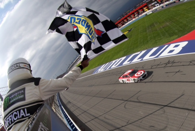 NASCAR at Auto Club Speedway