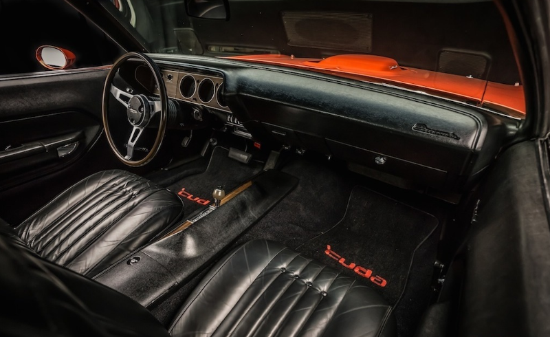 Repair or Replace: Plymouth Hemi