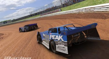 iRacing Named Exclusive World of Outlaws Online Racing Partner