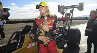 Behind the Wheel: Leah Pritchett