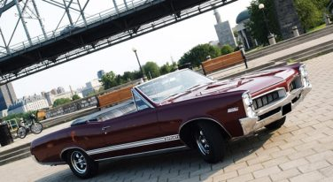Muscle Car Madness: 1967 Pontiac Tempest