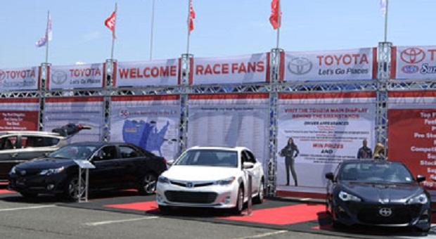 Toyota Extends Official NHRA Car Sponsorship