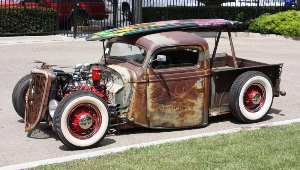 Why is the Rat Rod So Popular?
