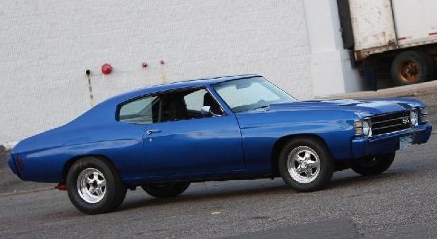 '72 Turbocharged Chevrolet Chevelle