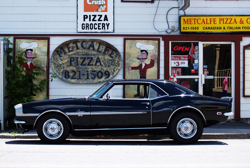 Muscle Car Madness: 1968 Camaro SS