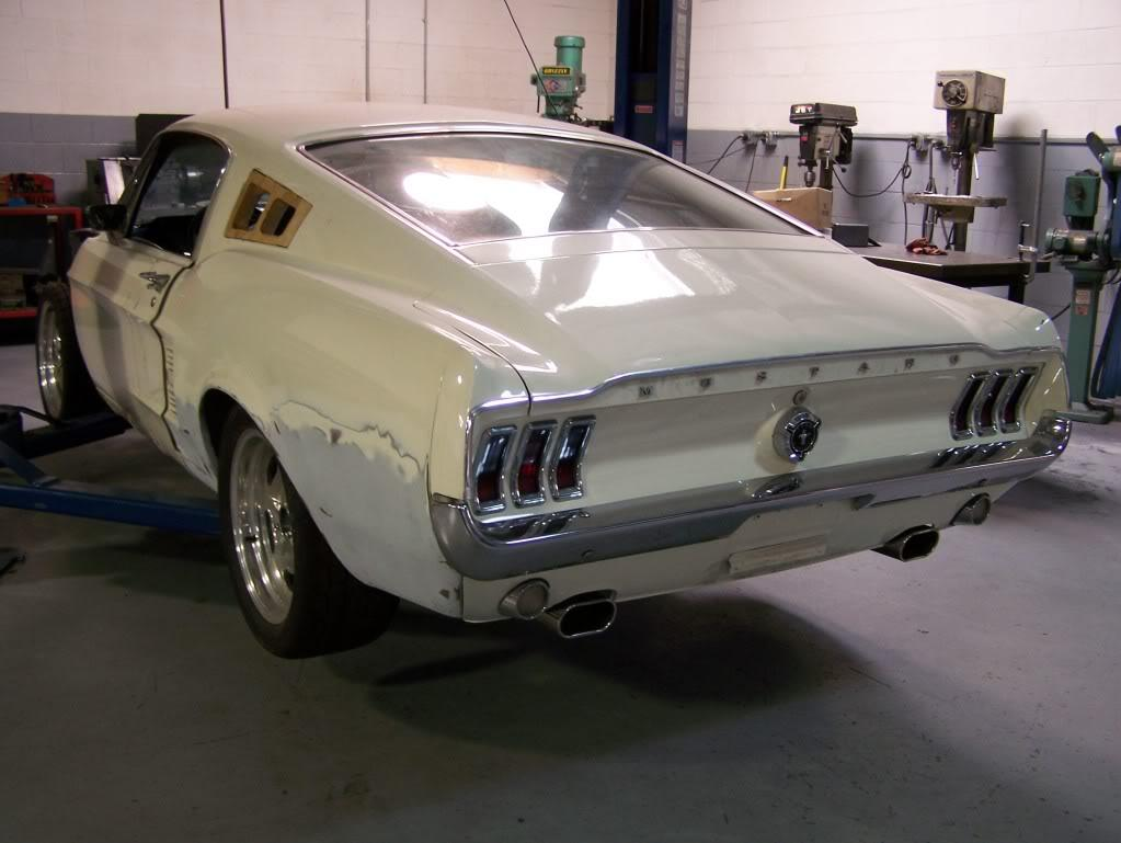 The Ultimate '67 Pro Touring Mustang