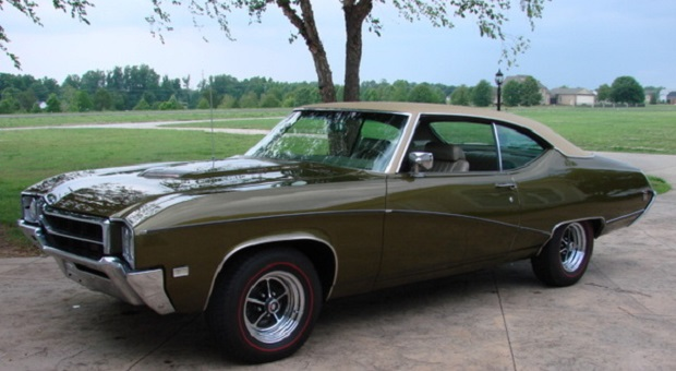 Today's Cool Car Find is this 1969 Buick GS 400