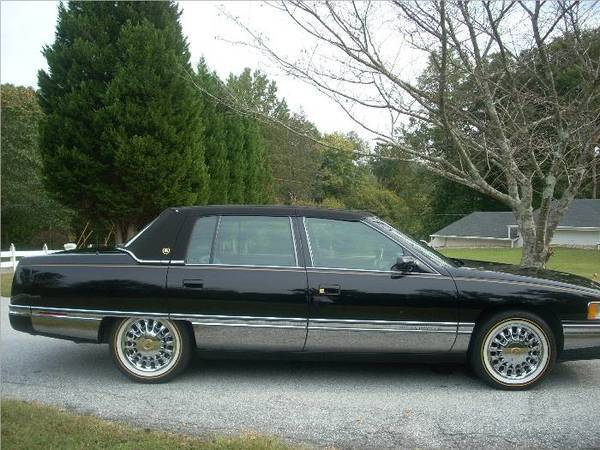 Today's Cool Car Find is this 1996 Cadillac DeVille – RacingJunk
