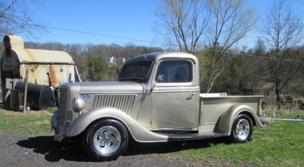 Today's Cool Car Find is this 1936 Ford 1/2 Ton Pickup