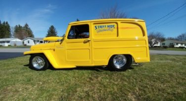 Today's Cool Car Find is this 1959 Willys Wagon
