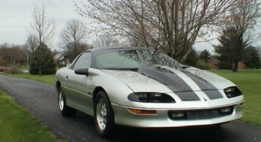 Today's Cool Car Find is this 1996 Chevrolet Camaro