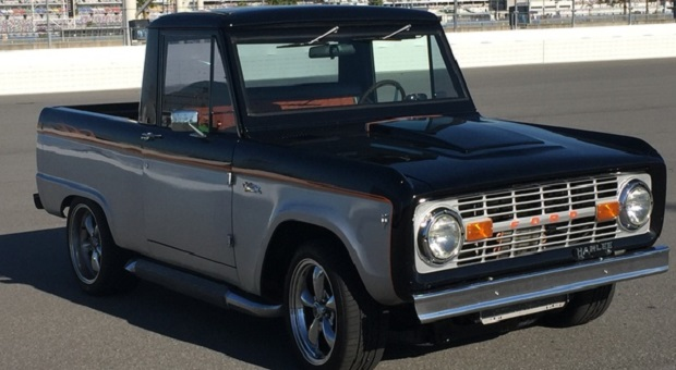 Today's Cool Car Find is this 1968 Ford Bronco