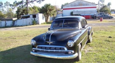 Today's Cool Car Find is this 1952 Chevrolet Styleline Deluxe
